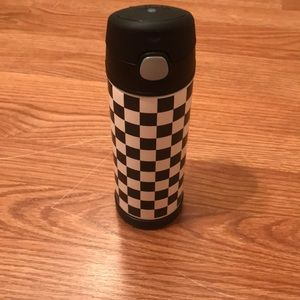 Thermos Checkered Water bottle